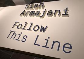 "Siah Armajani's ""Follow this Line"" at the Met Breuer"